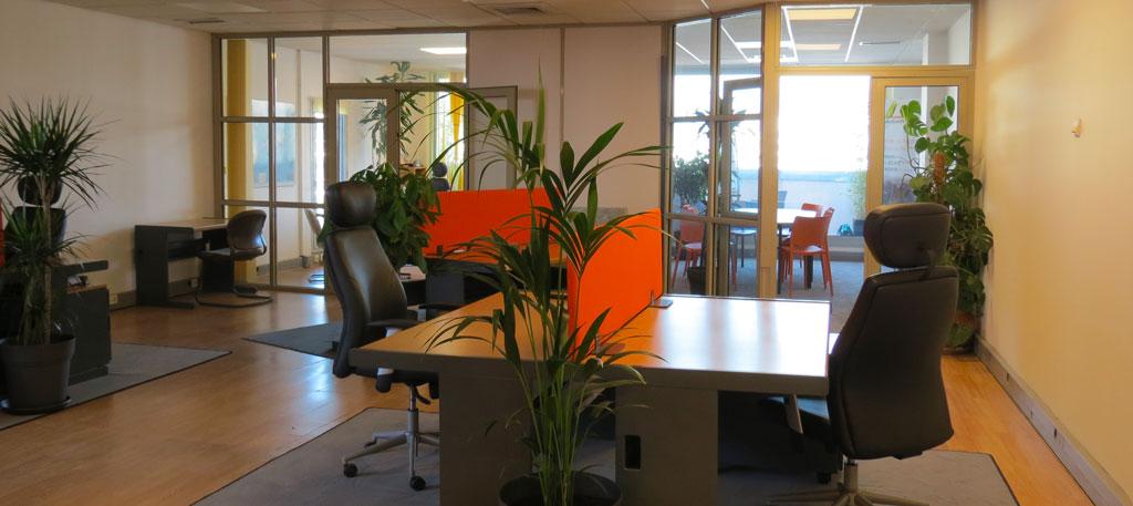 Espace de coworking à Nice | Nice Office